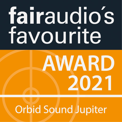Plakette_Fairaudio_Award_OrbidSound_Jupiter