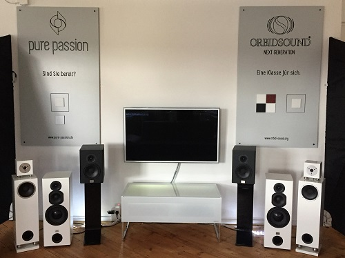 Orbid Sound bei iCONNECTLIVING